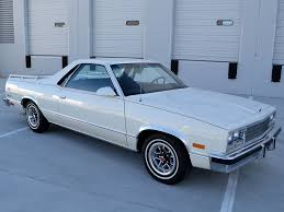SOLD 1987 Chevrolet El Camino Pickup for sale by Corvette Mike ...