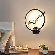 Đèn LED gắn tường trang trí Cành Hoa & Con Chim LT413