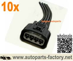toyota plugs online shopping the world largest toyota plugs retail 10pcs ignition coil plug harness connector repair end 90980 11885 case for toyota lexus camry corolla rav4 highlander 6