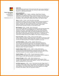 Resume Objective For Graphic Designer Professional Web Designer Resume Sample New Graphic Designer Cover 66