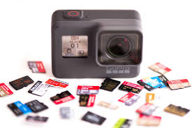Gopro Hero5 Sd Card Recommendations For Black And Session 2019