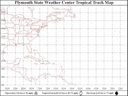 Hurricane Tracking Chart 2017 Atlantic Basin Hurricane Tracking Chart National