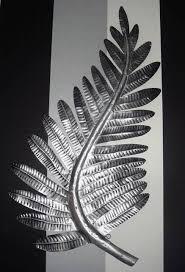 metal fern wall art