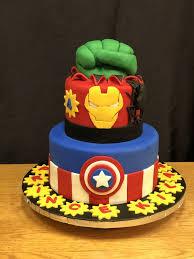 Avengers Birthday Cake Yelp