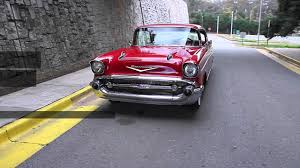 1957 Chevrolet Bel Air for sale, 57 Chevy - YouTube