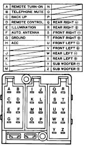 radio wiring diagram 2001 jetta radio wiring diagrams online