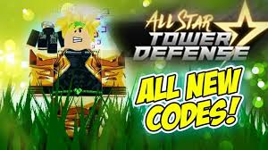 If a code doesn't work, try again in a vip server. All Star Tower Defense Codes 2021 All Working Code Roblox Games Moba Vn