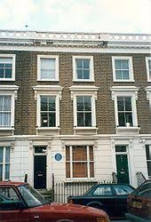 sylvia plath  23 fitzroy road near primrose hill london where plath committed suicide