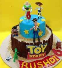 Toy Story Birthday Cakes Decorated Cakes