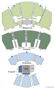 Mgm Grand Theater Foxwoods Resort Casino Seating Chart