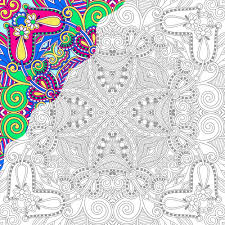 Small Picture Coloring Pages Free Color By Number Printables For Adults Color