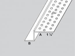 architectural z shadow bead trim tex