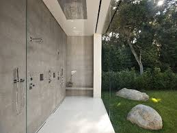 ultra modern showers. The Minimalist And Modern Shower Connected With Garden Ultra Showers