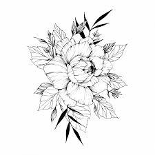 временная татуировка принцесса цветов код товара 496 560