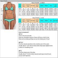 Athena Swimwear Size Chart Athena Bikini Set Sold By Thetoistore