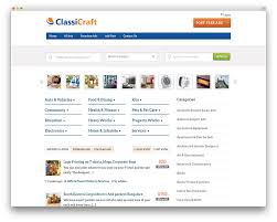 best wordpress classifieds directory themes 2017 colorlib classicraft wordpress theme
