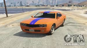 The Muscle Car In Gta A List Of All The Muscle Cars In Gta