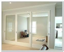 closet door mirror the deciding factor in sliding mirror closet doors sliding mirror closet door makeover