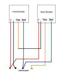 alarm bell box wiring diagram alarm image wiring bell box wiring diagram wiring schematics and diagrams on alarm bell box wiring diagram