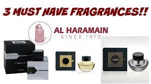 3 MUST HAVE FRAGRANCES FROM <b>AL HARAMAIN PERFUMES</b> ...