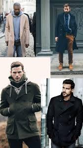 mens classic coats