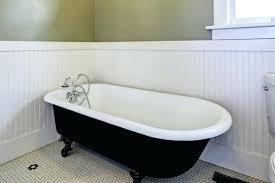 clawfoot tub dimensions. Used Clawfoot Bathtub A Claw Foot Tub In Bathroom Dimensions
