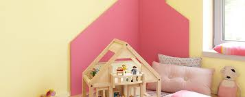 Grundsätzlich sollte man bei der wandgestaltung des babyzimmers darauf achten, dass. Kinderzimmer Fur Madchen Ab 3 Jahren Rosa Wandfarben