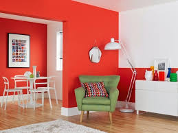 wall paint color combine colors hot and none