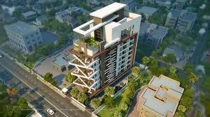 apartment building design. Apartment Elevation Designing 3d Architectural Renderings Building Design G