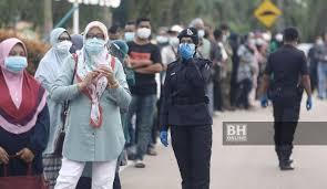 PRK DUN Chini: Proses pengundian tenang, tiada laporan polis