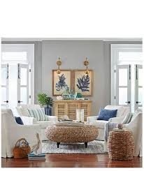 Minus the coffee table Coastal Chic Style Decor - BL