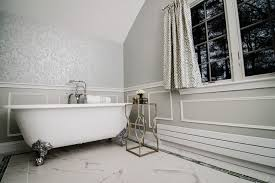 heated tile floors in bathrooms. traditional bathroom by megan meyers interiors heated tile floors in bathrooms b