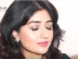 easy budget makeup tutorial indian makeup videos