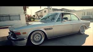 STANCE WORKS - BMW 2800 CS - YouTube