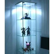display cabinet lighting ideas. Display Cases Glass Cabinet Lights Small With Case Ideas Stunning . Lighting M