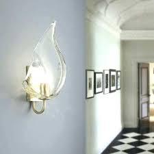 blown glass wall sconces blown glass wall sconces popular of art glass wall sconce hand blown