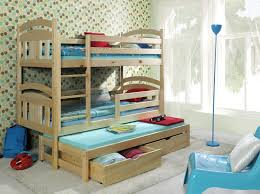 Popular Types Of Triple Bunk Beds With Cool Features Louisvuittonsaleson  Homes For Different Kids