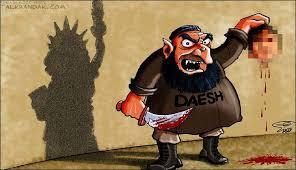 ويقولون  داعش  صنيعة….  !!