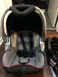 ez flex loc infant car seat baby trend flex infant car seat with base for