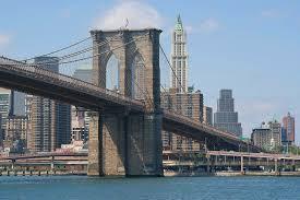 Who Designed The Brooklyn Bridge Brooklyn Bridge History Construction Facts Britannica
