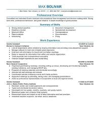 Perfect Resume Examples Inspiring Idea Perfect Resumes 8 Examples