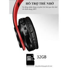 Tai nghe Chụp Tai ❤️FREESHIP❤️ Tai Nghe Bluetooth Âm Thanh Sống Động - Tai  Nghe Không Dây HZ-B7 Có Khe Thẻ Nhớ - Tai Nghe Có Dây Chụp Tai (On-Ear)