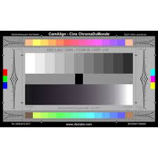Dsc Labs The Cine Chromadumonde Srw Camera Test Chart