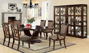 absolutely ideas furniture of america dining sets cm3840 nerissa round set dennis futures inspirational entranching terrific