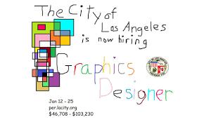 Graphic Designer Funny The City Of La Posts Hilarious Graphic Design Job Ad Using
