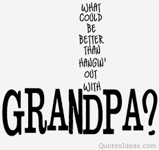 Grandpa Quotes Mesmerizing Happy Birthday Grandfather Quotes