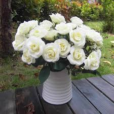 head color artificial flowers home