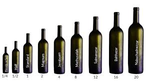 Wine Magnum Size Chart Different Shapes And Different Sizes