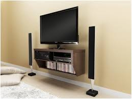 Floating Shelves Around Tv Shelf Under Wall Mounted Tv Interesting Organizers That Ditch