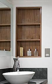 built in bathroom medicine cabinets. Recessed Bathroom Shelves Instead Of A Medicine Cabinet Built In Cabinets R